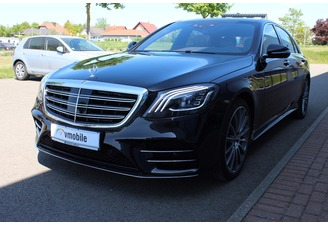 Mercedes-Benz S 400d Long AMG...