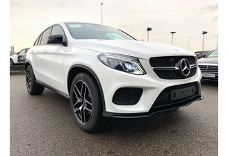 Mercedes-Benz GLE Coupe 350d ...