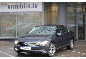 VW Passat Highline