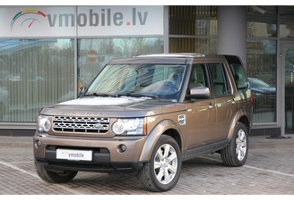 Land Rover Discovery 3.0d