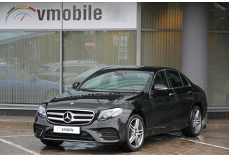Mercedes Benz E220d AMG Packa...