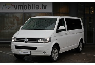 VW Multivan 2.0D Long 180hp