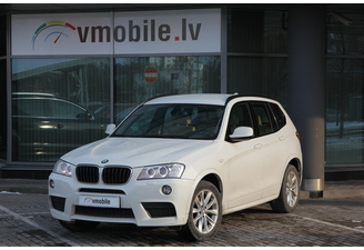 BMW X3 20i xDrive M package