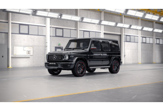 Mercedes Benz G63 AMG 585HP