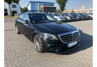 Mercedes Benz S350 Long AMG 4...