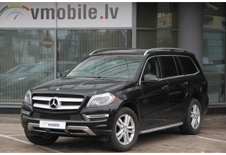 Mercedes Benz GL 350