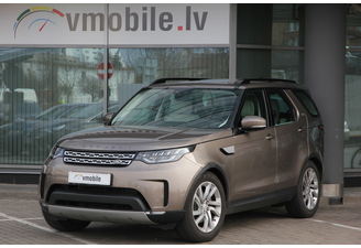 LANDROVER DISCOVERY HSE TD6