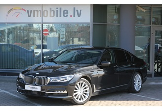 Bmw 730d 265hp Business packa...