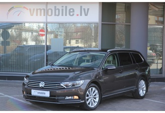 VW Passat 2.0d HighLine 150 h...
