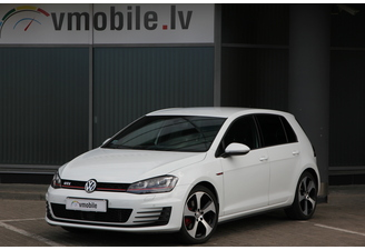 VW Golf 7 GTI 2.0TSI 220hp