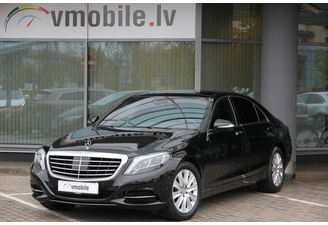 Mercedes Benz S350 Long