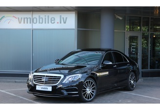 Mercedes Benz S350d 258hp