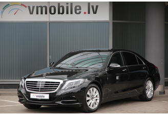 Mercedes Benz S350 4MATIC Lon...