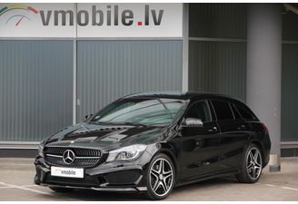Mercedes Benz CLA220d
