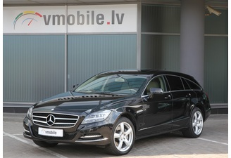 MB CLS 350 4MATIC Shooting Br...