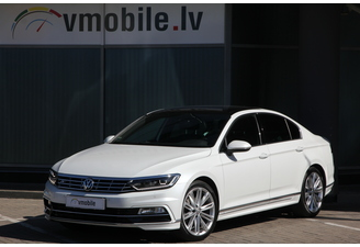 VW Passat R-Line Highline