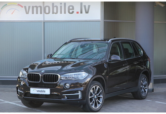 BMW X5 30d xDrive Chrome Line
