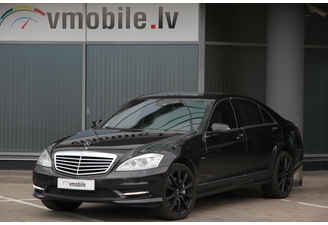 Mercedes Benz S500 AMG 4MATIC