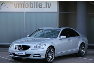 Mercedes Benz S350 4Matic