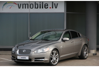 JAGUAR XF 4.2i SUPERCHARGED