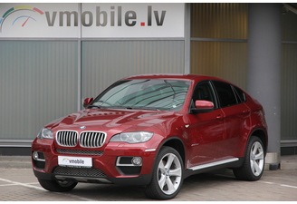 BMW X6 35d xDrive Facelift