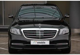 Mercedes Benz S350 4MATIC Sho...