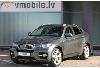 BMW X6 35d 286hp xDrive