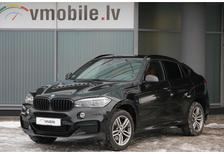 BMW X6 30d M Package