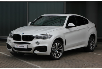 BMW X6 30d M Package, Warrant...
