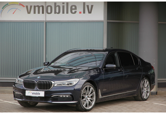 BMW 730d xDrive Long Warranty...