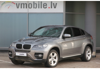 BMW X6 30d Sport Package