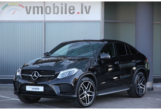 Mercedes Benz GLE 350 Coupe A...