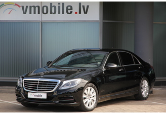 Mercedes-Benz S350 4Matic Lon...