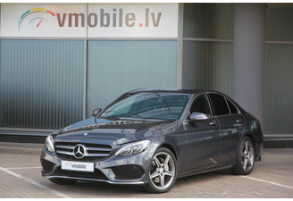 Mercedes Benz C220d AMG Packa...