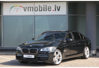 BMW 750d xDrive M Package