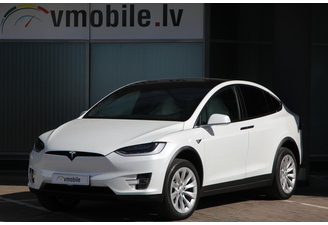 Tesla Model X LR AWD 505km