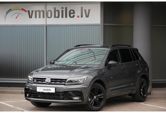 VW Tiguan 190hp R-Line HighLi...