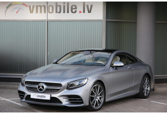 Mercedes-Benz S450 Coupe 4Mat...