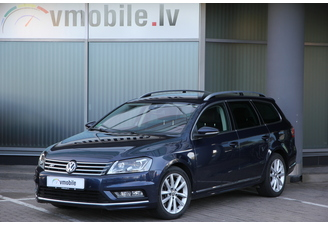 VW Passat 3.6i 4Motion