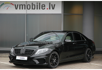 Mercedes-Benz S350 AMG 4Matic