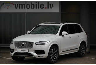 VOLVO XC 90 Inscription Poles...
