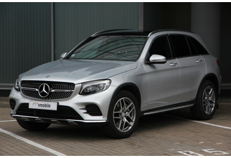 Mercedes Benz GLC300 AMG