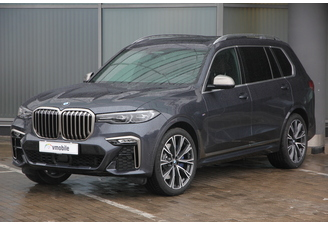 BMW X7 M50d xDrive 7 seats, L...