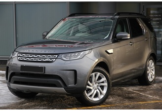 Land Rover Discovery HSE 7 vi...