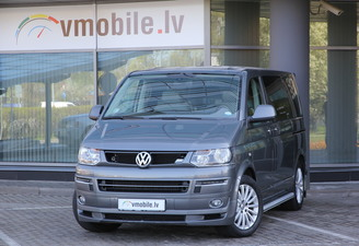 VW Multivan ABT 4Motion