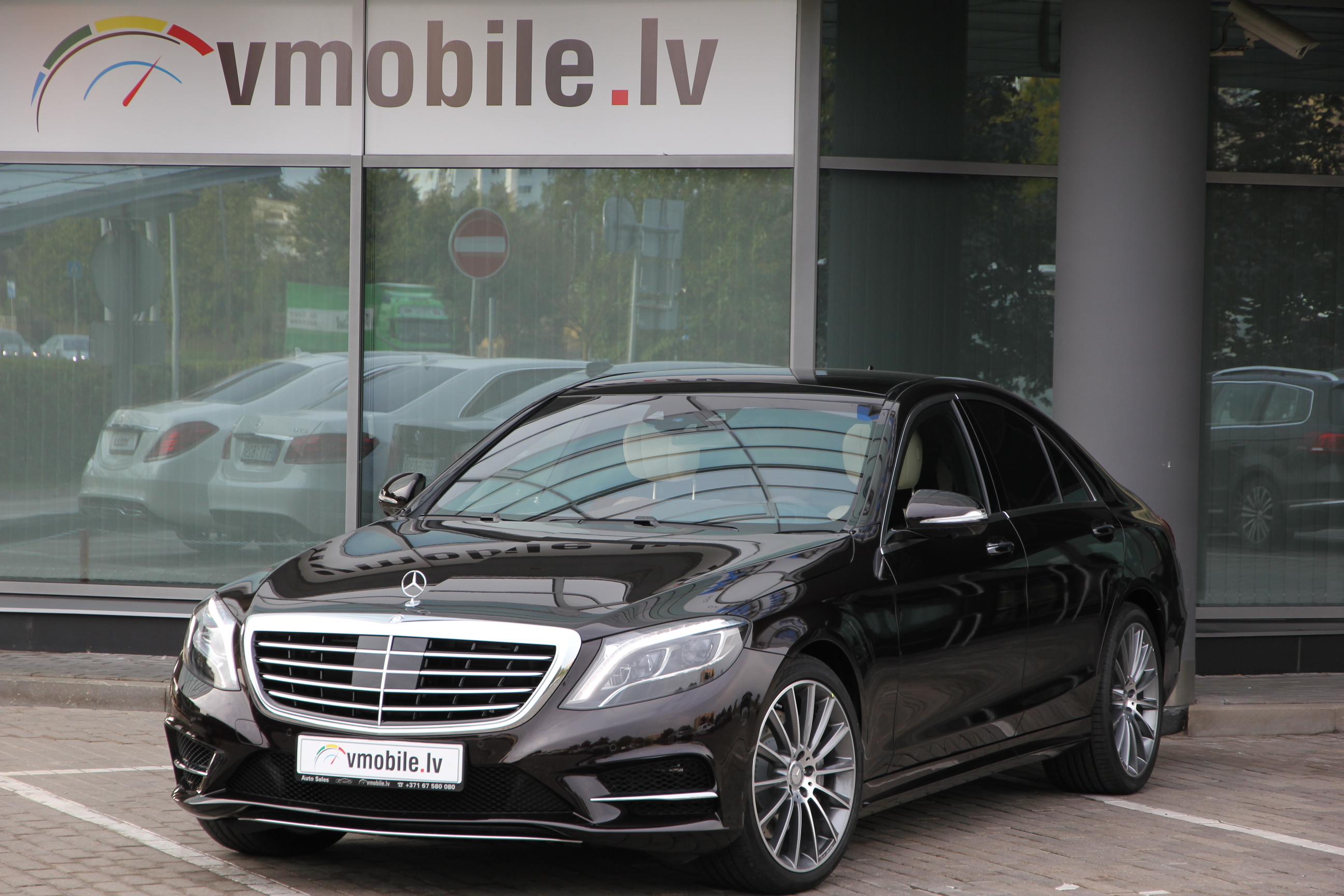 MB S class S500i AMG Line
