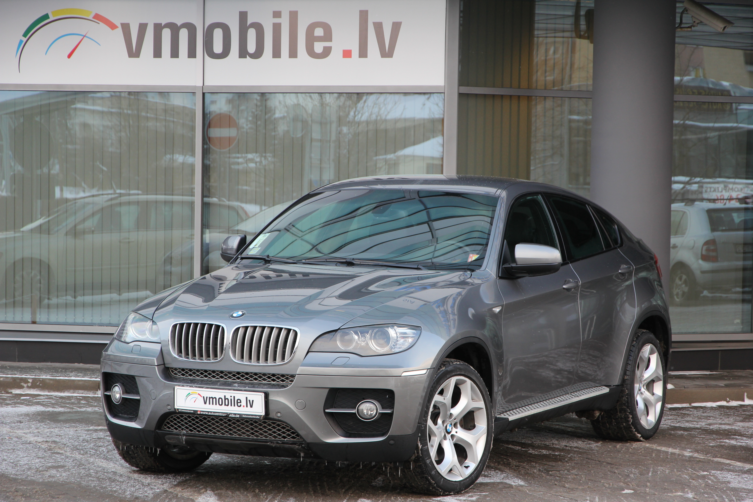 vmobile lv bmw x6 35d xdrive. Black Bedroom Furniture Sets. Home Design Ideas