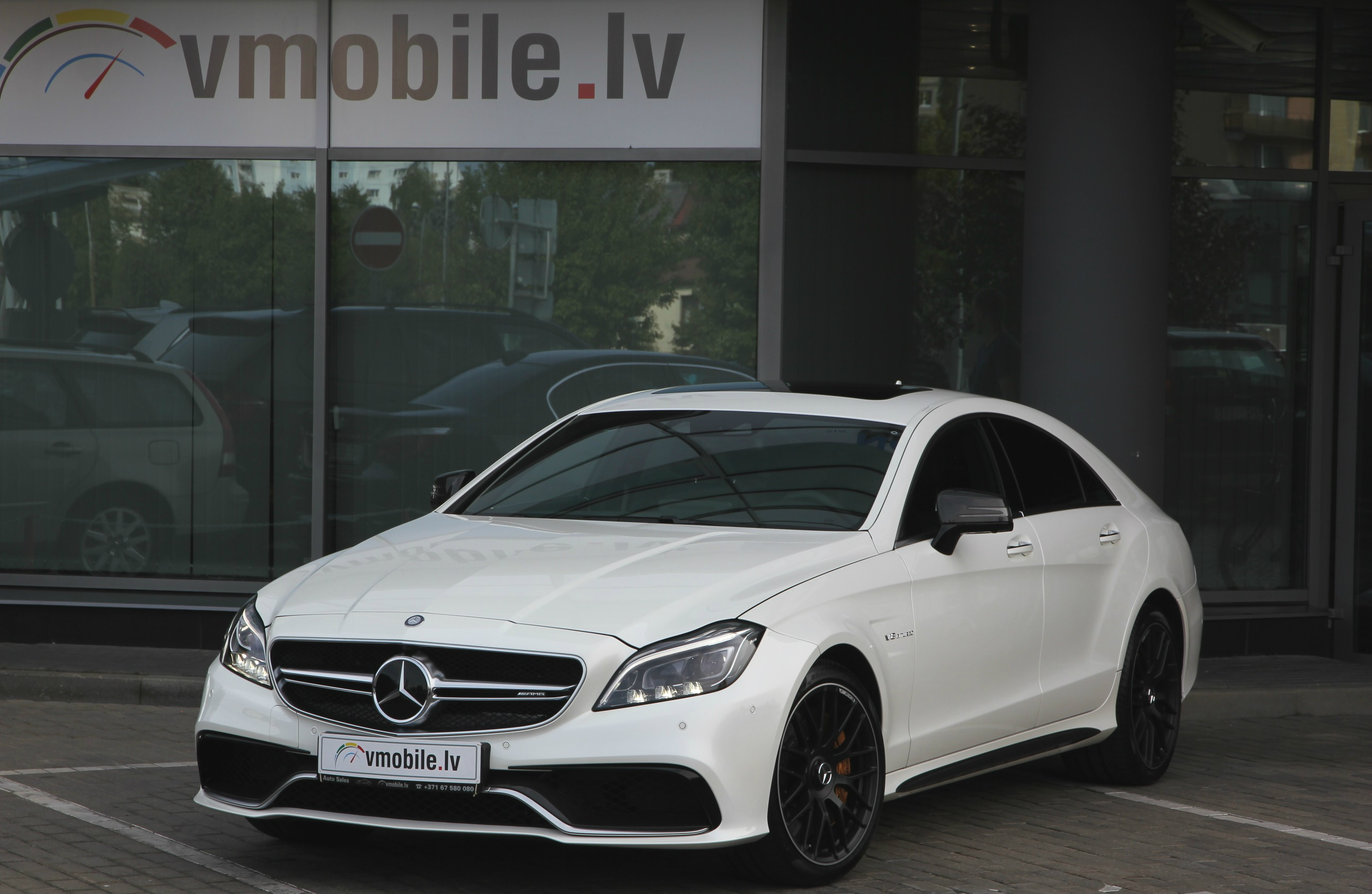 MB CLS63 S AMG 4M