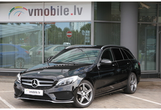 Mercedes Benz C220 4MATIC