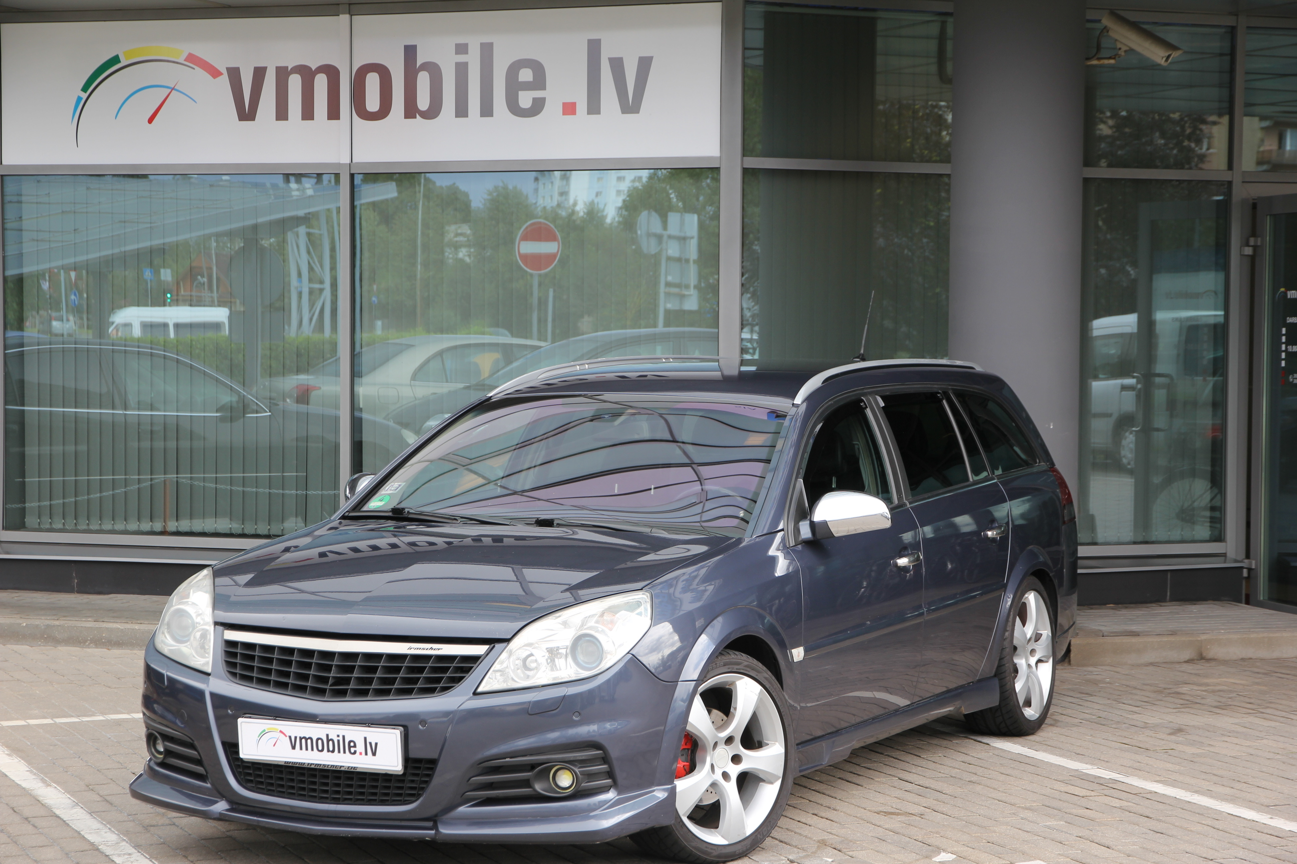 OPEL VECTRA 1.9D 175HP IRMSCHER